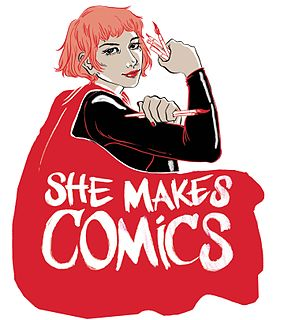 <i>She Makes Comics</i> 2014 film