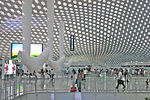 Shenzhen Bao'an Int Airport T3 Hall 深圳宝安国际机场 photo Christian Gänshirt 2014.jpg