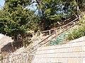 Shichikokuyama tunnel tombs2.jpg