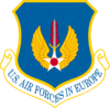 US Air Force Europe shield