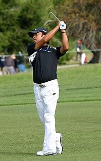Shingo Katayama professional golfer