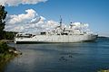 Ship at Berga navy base, Sweden-2.jpg