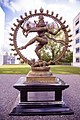 Shiva's statue at CERN engaging in the Nataraja dance.jpg