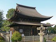 禅宗様の代表的建築 正福寺地蔵堂の参考画像