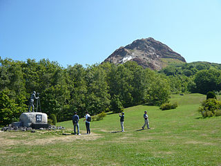 volcanologist