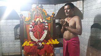 Rajapur, Maharashtra - Image: Shri Aryadurga devi, Devihasol