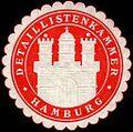 Siegelmarke Detaillistenkammer - Hamburg W0226748.jpg