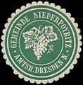 Siegelmarke Gemeinde Niederpoyritz Amtsh. Dresden-N. W0338492.jpg