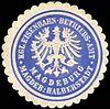Siegelmarke Königliche Eisenbahn - Betriebs - Amt - Magdeburg - Halberstadt W0219388.jpg