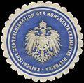 Siegelmarke Kaiserliche Zentraldirektion der Monumenta Germaniae Historica W0328198.jpg