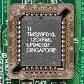 Siemens Nixdorf Scenic 4NC - motherboard - Texas Instruments TMS28F010-12C4FML-2806.jpg