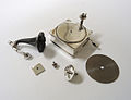 Silver miniature phonograph - 1.jpg