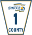 Simcoe Road 1 sign.png