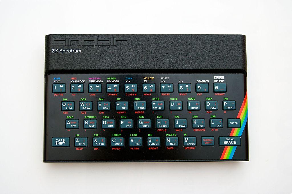Sinclair ZX Spectrum 48k (7160141482)