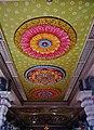 Singapore Tempel Sri Srinvasa Perumal Innen Decke 1.jpg