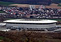 Sinsheim - Rhein-Neckar-Arena - blick von der Burg Steinsberg 2016-03-28 17-29-56.JPG
