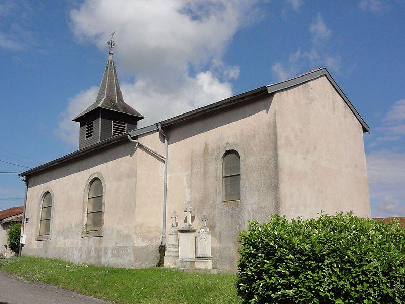 Sionviller (M-et-M) église