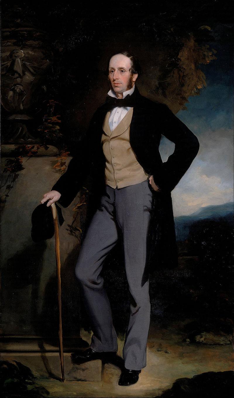 Sir Francis Grant - Portrait of John Naylor - Google Art Project.jpg