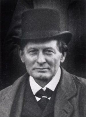 George Gibb - Sir George Gibb, circa 1910