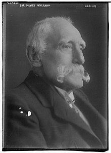 photo of Sir Henry Wickham from the Library of Congress catalog