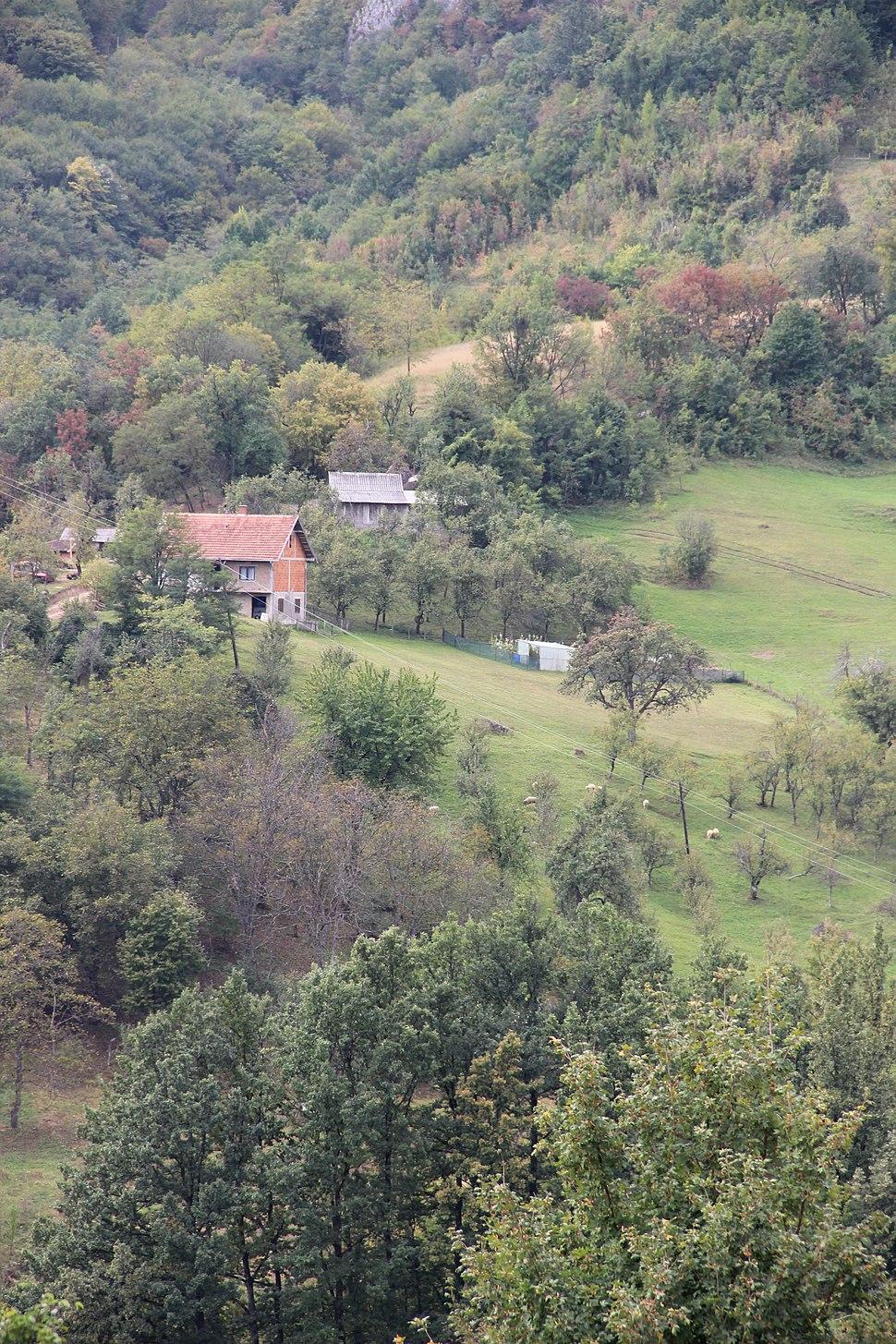 Sitarice - opština Valjevo - zapadna Srbija - panorama 18