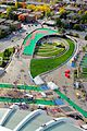 Site built in front of the Olympic Stadium - panoramio.jpg