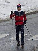 Skisprinten i Drammen 2018 Emil Iversen (1).jpg