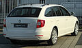 Skoda Superb Combi II rear 2010821.jpg