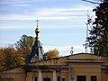 Sky over Gate of Petersburg in Kronstadt.jpg