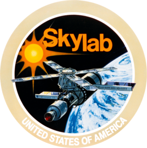 Description de l'image  Skylab Program Patch.png.