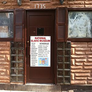 History of the Ukrainians in Baltimore - National Slavic Museum in Fell's Point, June 2014.