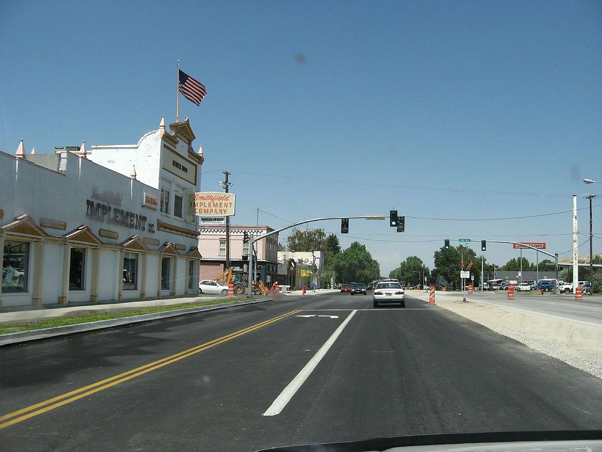 Smithfield City Utah History