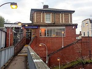 Snaresbrook tube station - Image: Snaresbrook tube station (1)