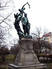 Pomník Svatopluka Čecha