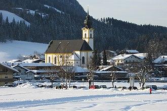 Söll - Image: Soell Kirche
