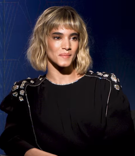Sofia Boutella Algerian-French dancer and actress
