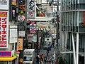 Soleil record shop site, Umeda - panoramio.jpg