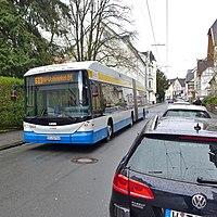Solingen trolleybus 964 Vohwinkel, 2016 (01).JPG