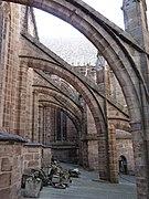 Sommet du clocher de la cathédrale Notre-Dame de Rodez 07.JPG