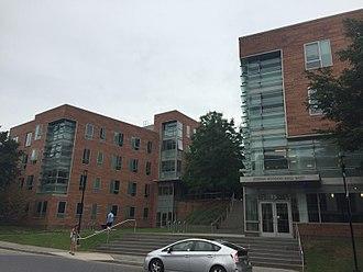 Tufts University - Sophia Gordon Hall (2006) is Tufts' newest residence hall