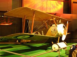Sopwith Camel US Air Force Museum