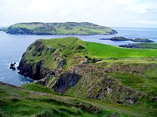 List of islands of the Isle of Man