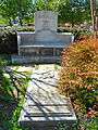 Sousa Grave and Bench DC.JPG