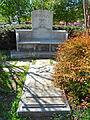 Sousa Grave and Bench DC.JPG