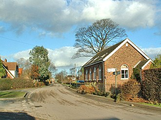 Cliffe, Selby - South Duffield (2006)