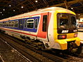 South Eastern Trains Class 465, London Victoria station.jpg