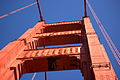South tower of the Golden Gate Bridge in San Francisco 101.jpg