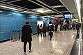 Southbound platform of CRT3 Guanyinqiao Station (20191224140334).jpg