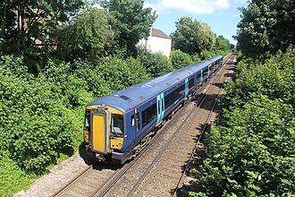 Southeastern Railway Class 375 Electrostar at Birchington-on-Sea June 2019.jpg