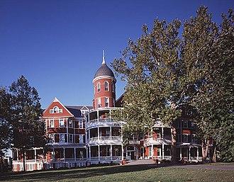 Southern Virginia University - Main Hall